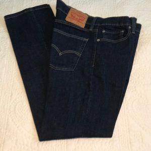 NWOT Levi Jeans Slim Straight